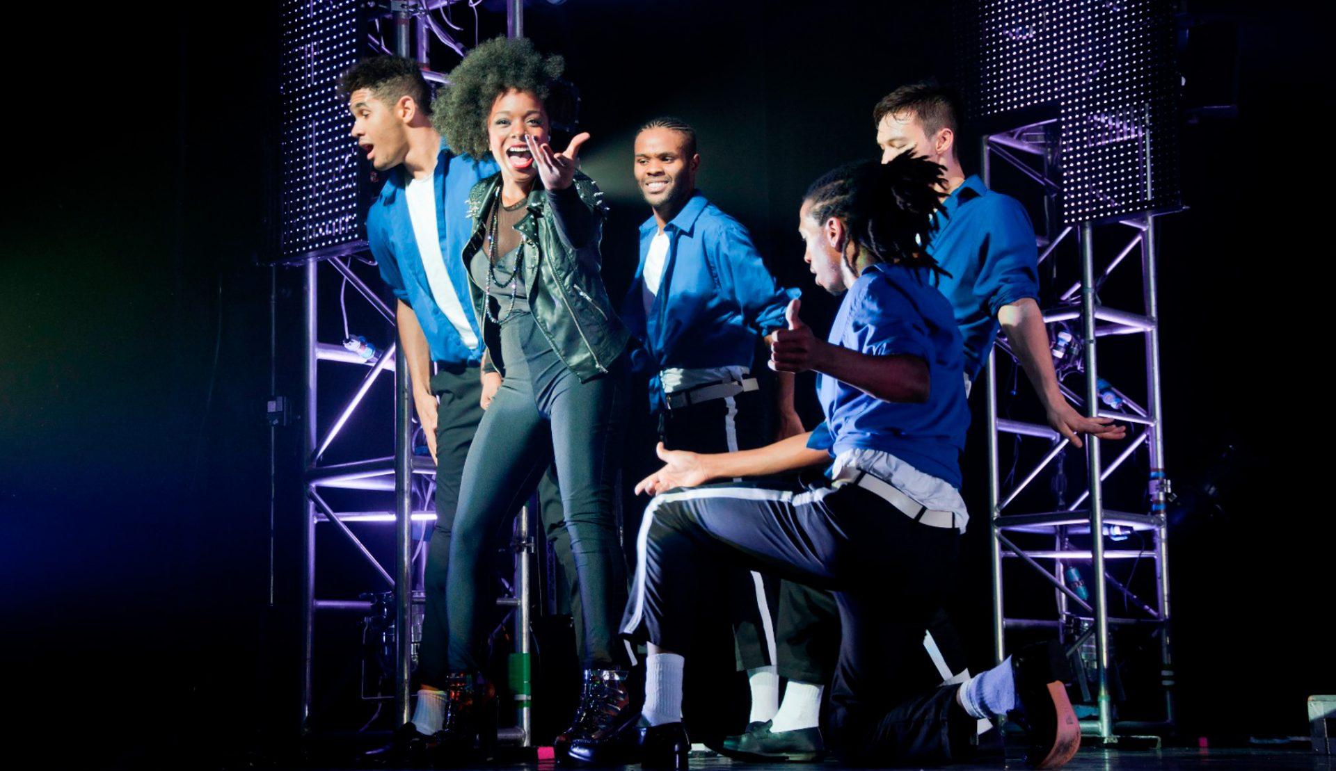 Anmeldelse af Thriller Live: Michael Jacksons sange hyldet i et brag af et show