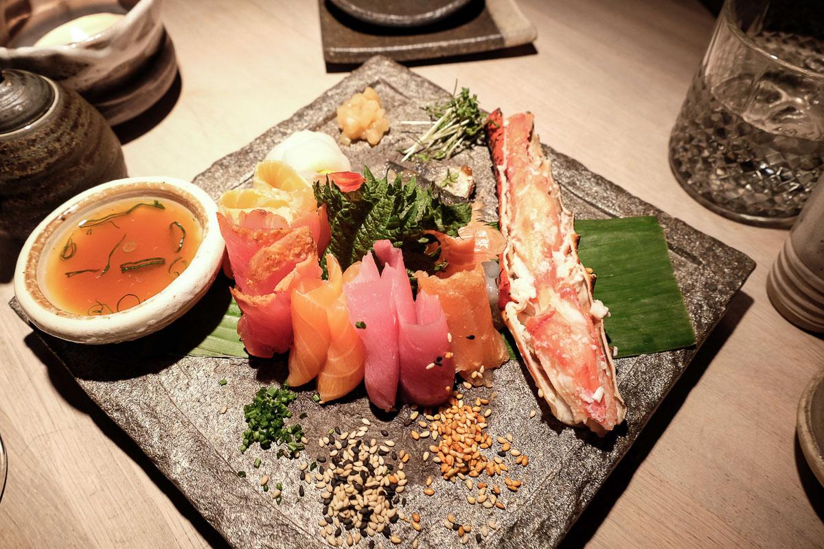 Her er god karma - stilsikker asiatisk afklapsning hos Karma Sushi
