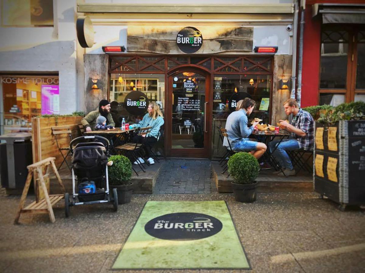 Grand re-opening af The Burger Shack - Aarhus Update