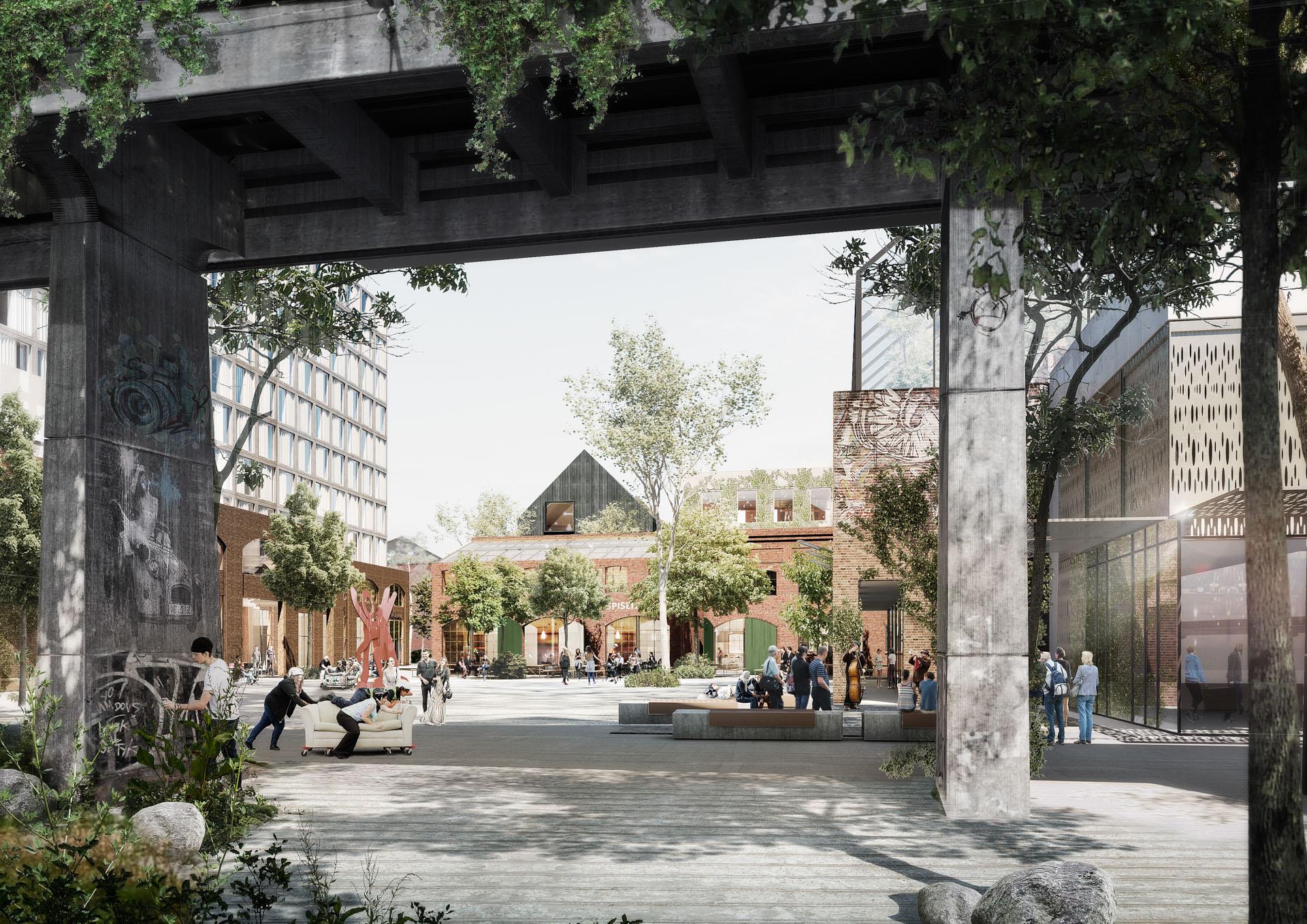 Et godt bud: Bydelsplan for Sydhavnskvarteret er en helt ny måde at tænke byudvikling på