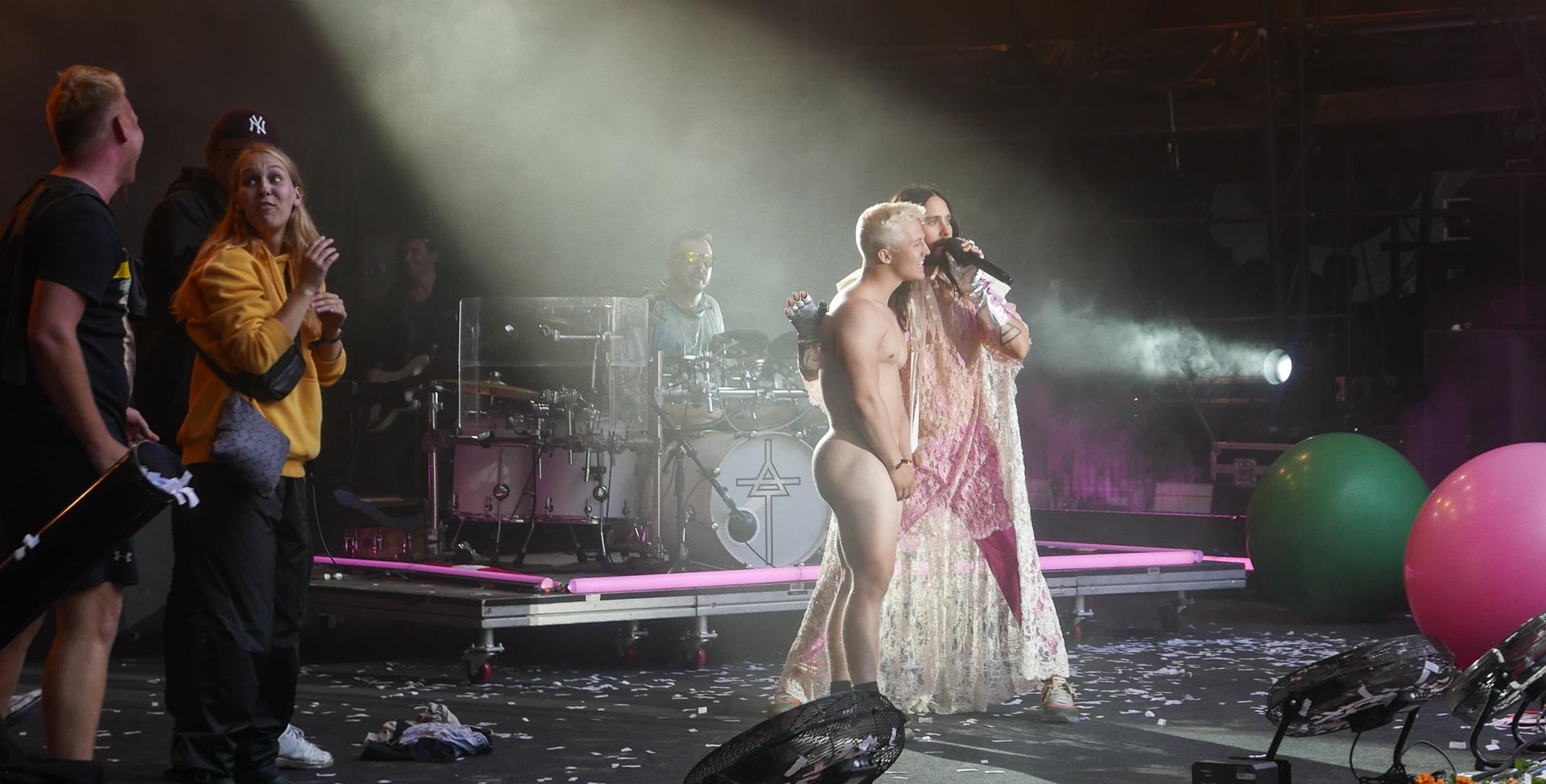30 Seconds to Mars: Hollywood-darling på afveje i Skanderborg