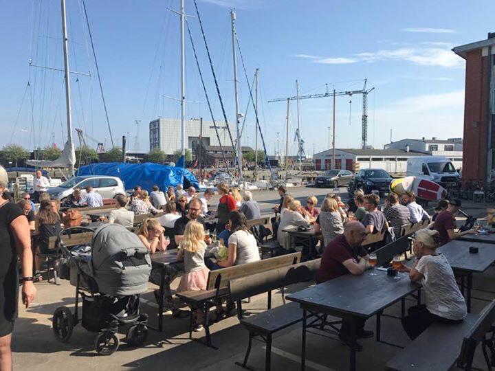 Nyt fra havnen: Hantwerk og Oles Gård i unikt samarbejde på molen