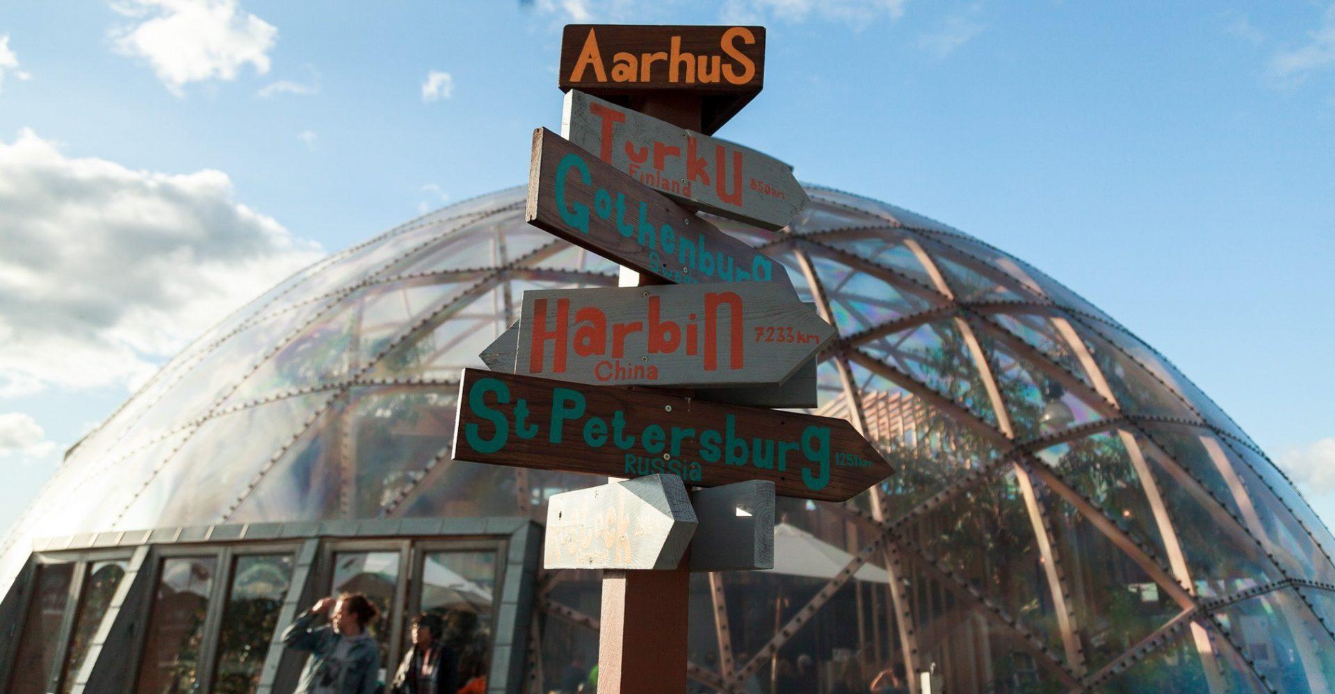 Gladeregader i Aarhus: Gratis arrangement om en mere menneskevenlig by