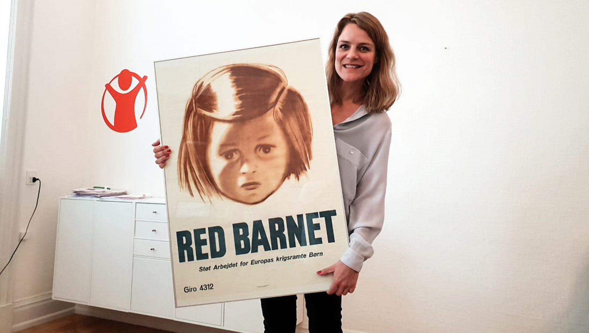 75 år i børnenes tjeneste: Red Barnet runder et skarpt hjørne