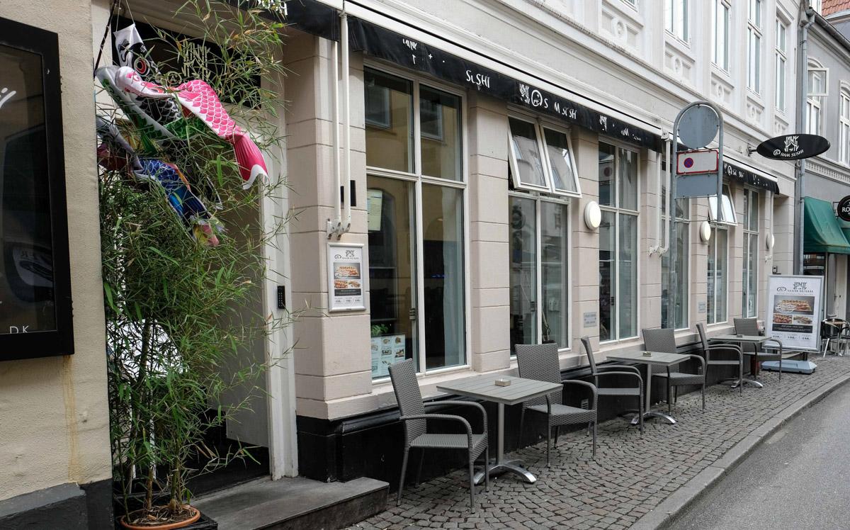 A+ Siam Sushi i Skolegade - Aarhus Update