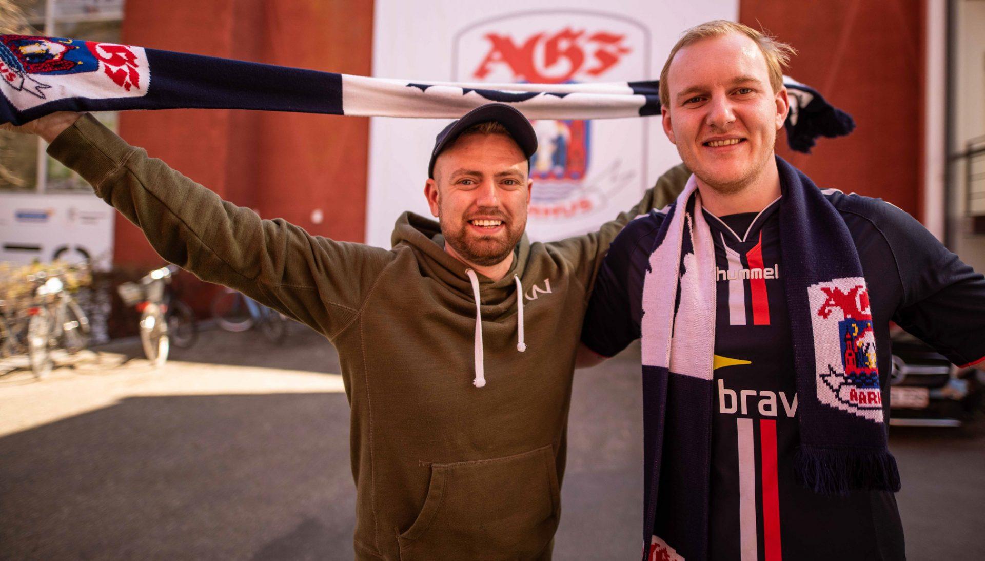 AGF - Hobro IK: AGF byder på koncert inden fodboldkamp