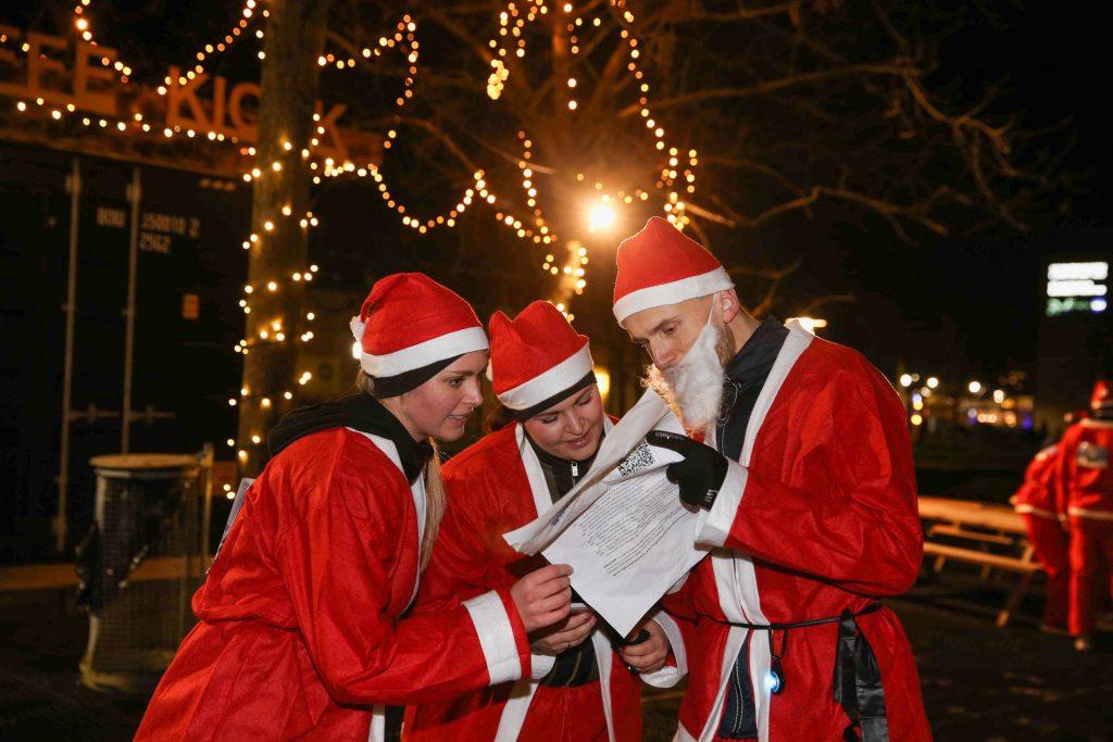 Få startnumre tilbage: Løb dig i julestemning i Aarhus midtby