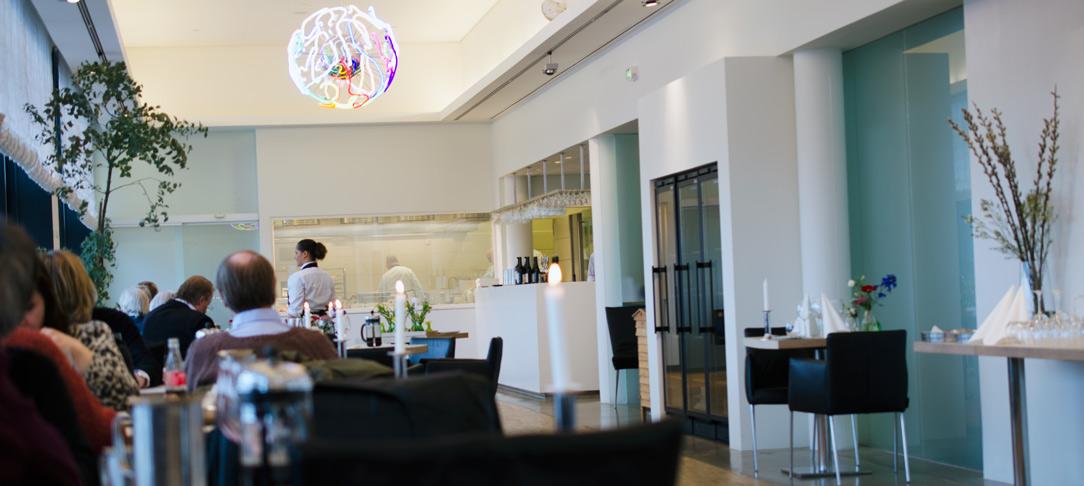 ART Restaurant på AROS Kunskmuseum