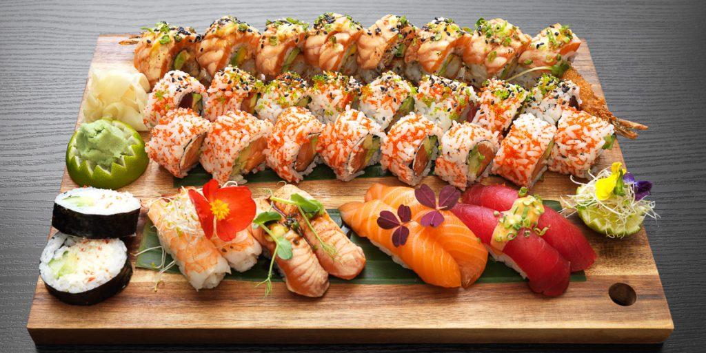 A+Siam Sushi