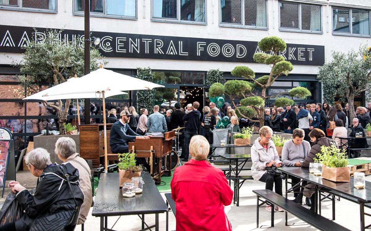Aarhus Central Food Market 1 år