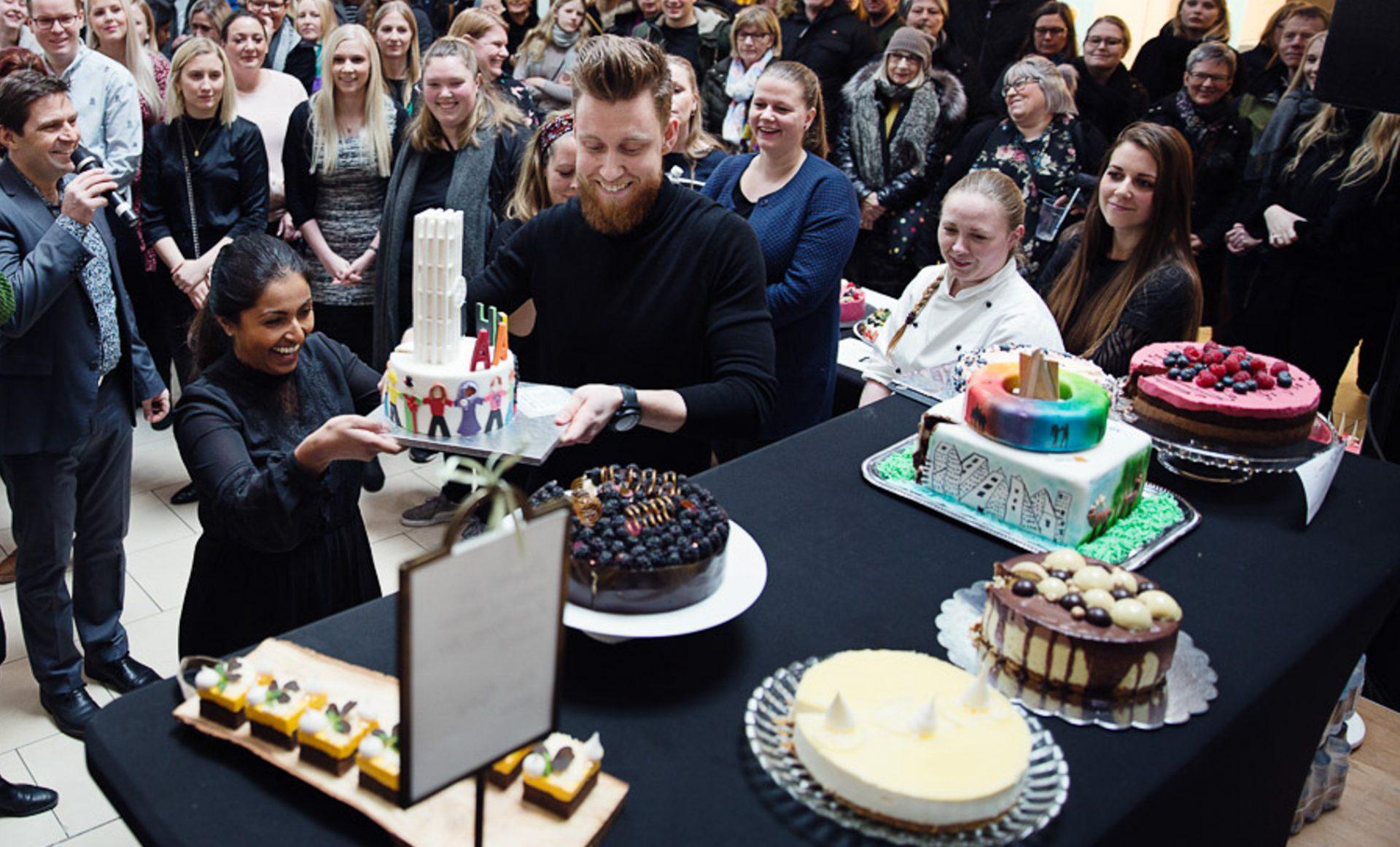 Aarhus kagen 2020: Måske er du Aarhus´ bedste kage-bager?