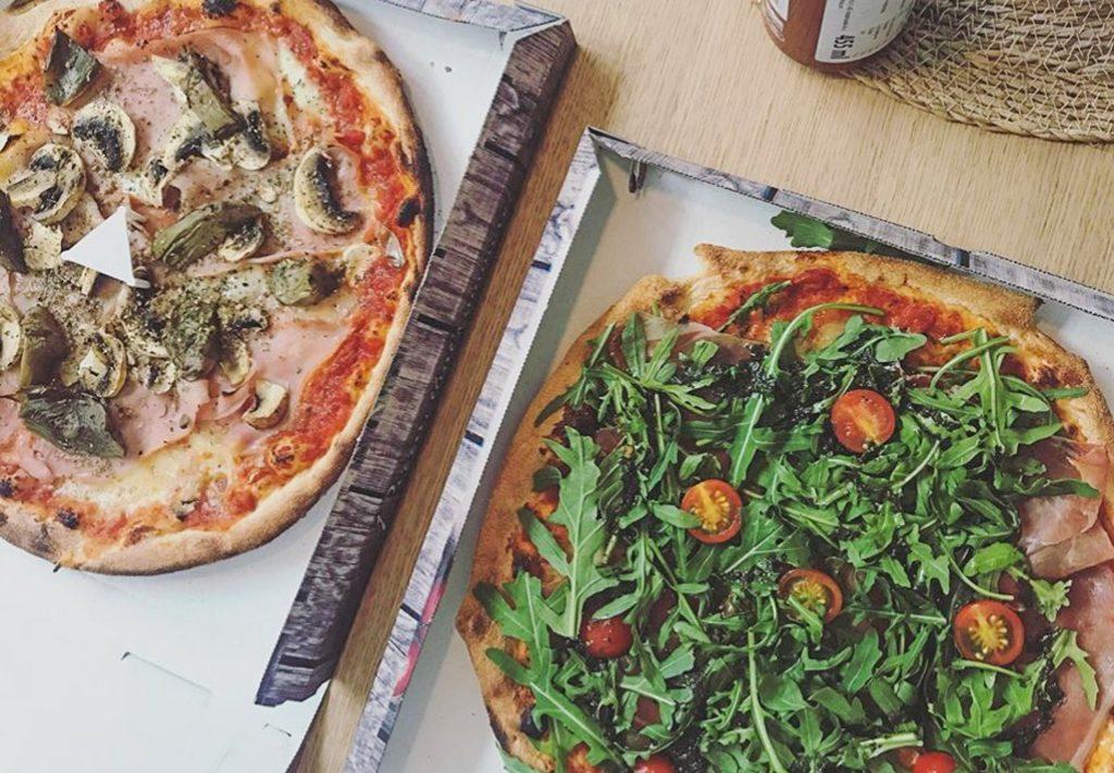 Napolitansk pizza i Aarhus: Forrygende sprøde pizzaer hos Adagio