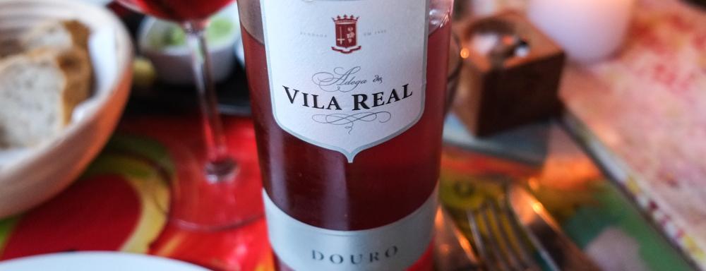 Adega de Vila Real fra Douro området på Restaurant Mellemrum