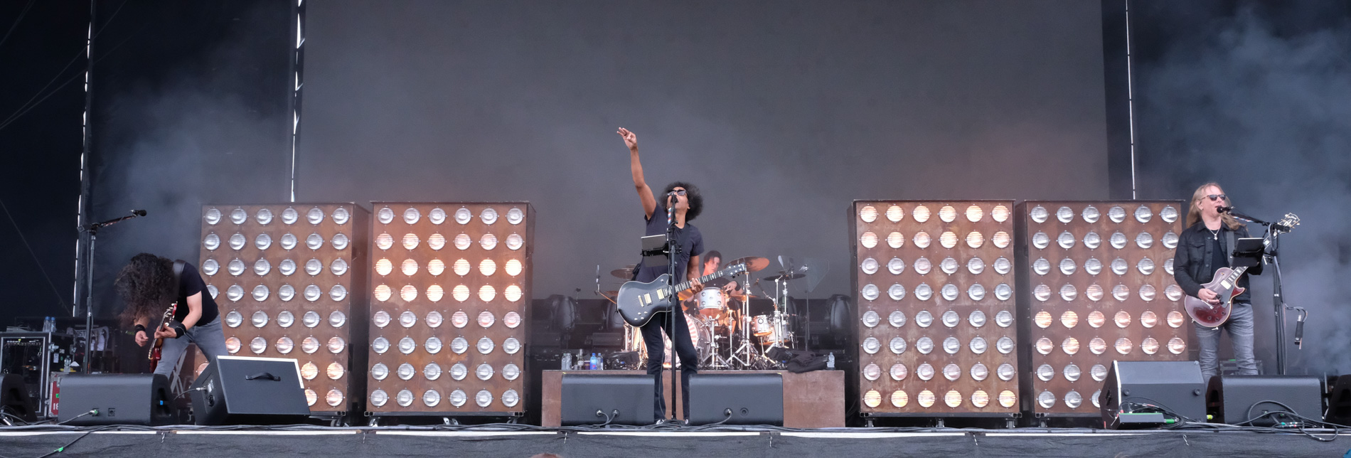 Anmeldelse NS19: Alice in Chains tændte op under rocken