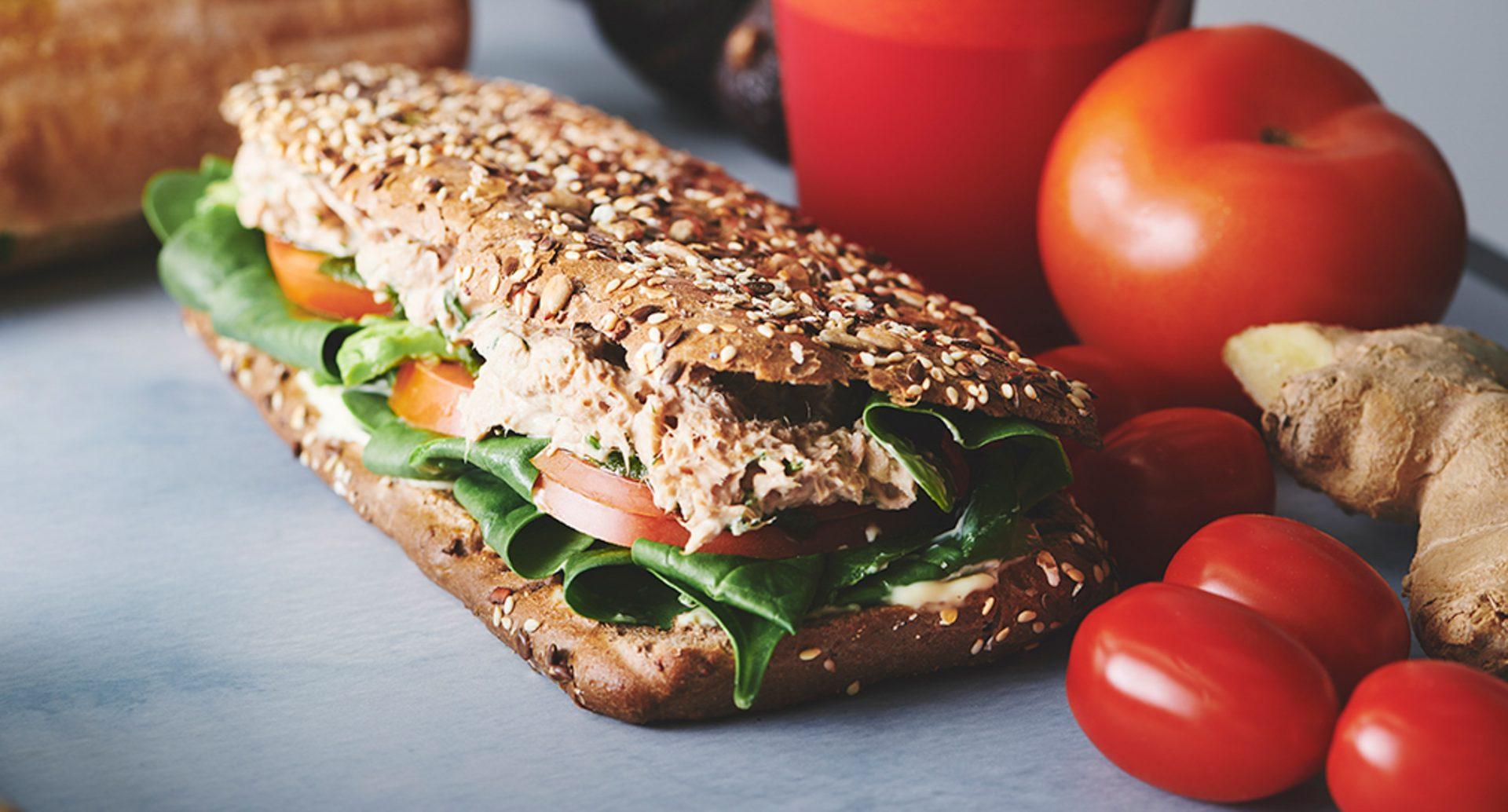 Alunt på Aarhus Ø: Ny sandwich-, salat- og juicebar vil lave god, sund mad