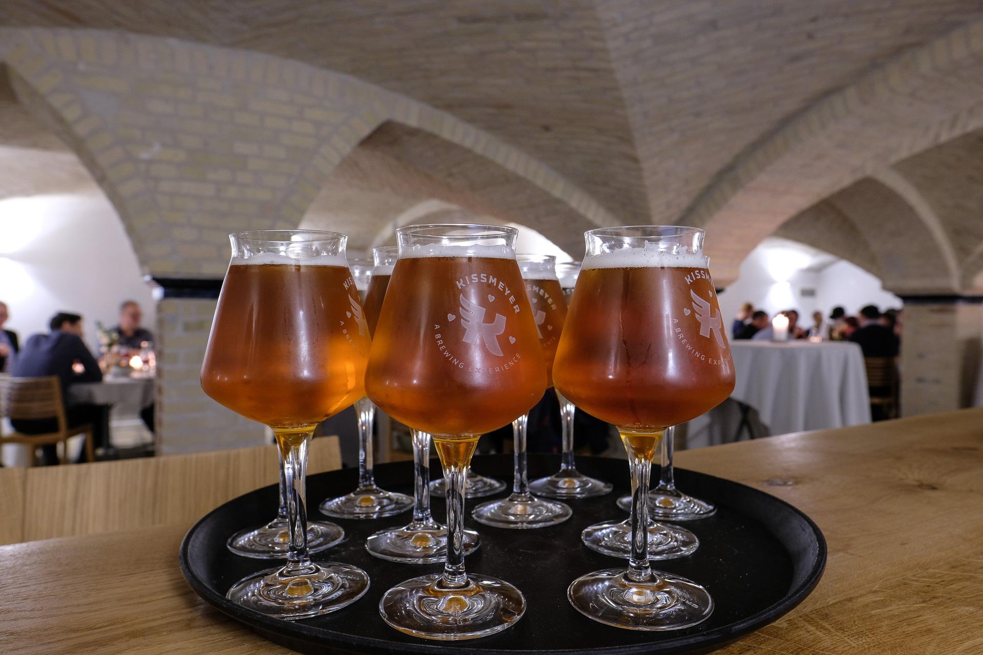 Respekt for øllet: Køkkenchefen på MALT bruger øl i stort set alt mad