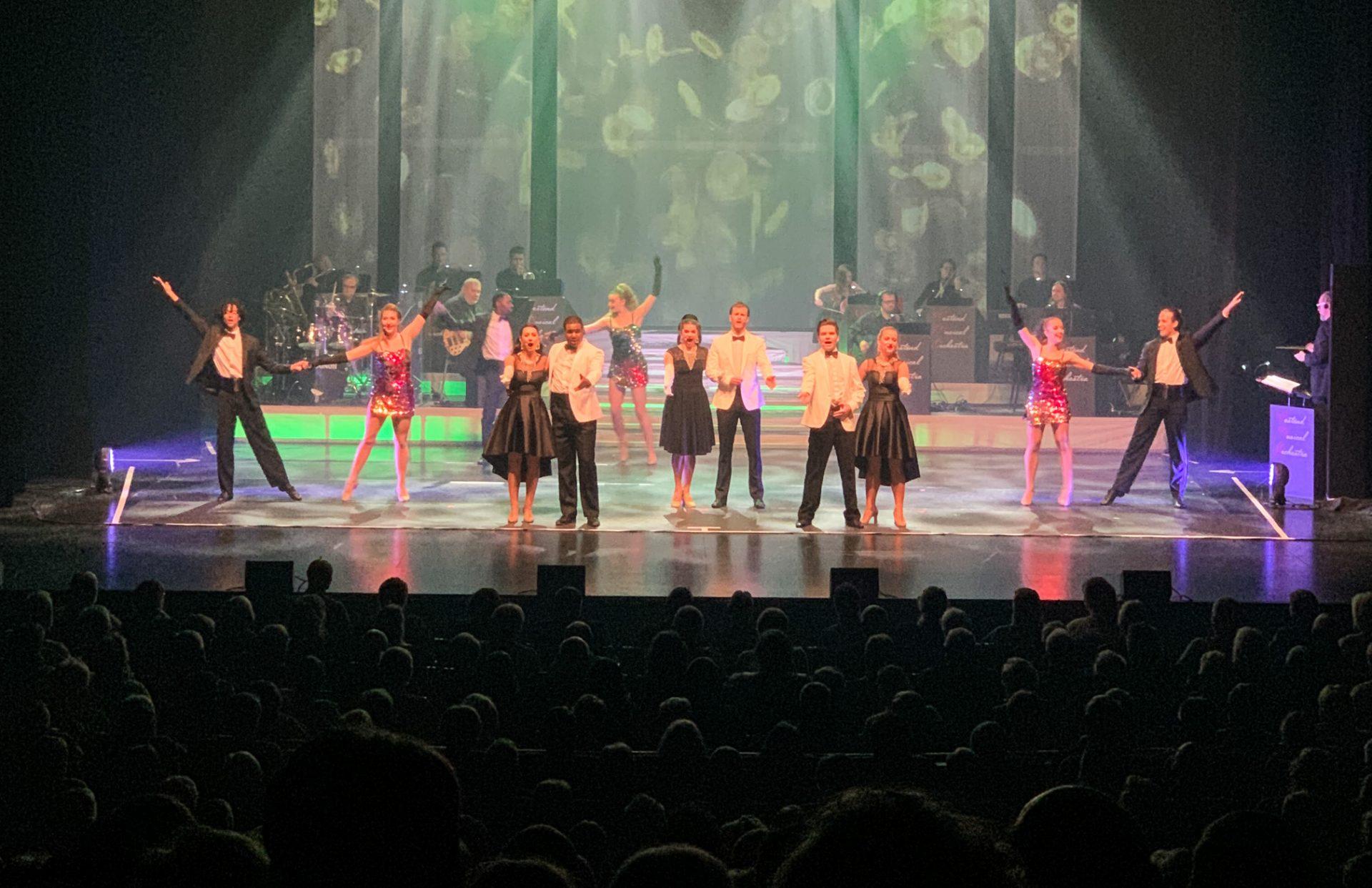 Andrew Lloyd Webber i Musikhuset: En smuk musicalrejse med manglende power