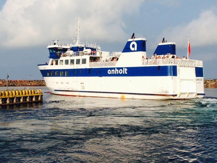 Anholts sommer-erhverv i kamp for overlevelse: Sæt passagerantallet op