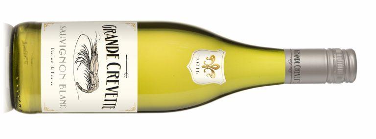 2017 Grande Crevette, Sauvignon Blanc, Vin de France, Frankrig
