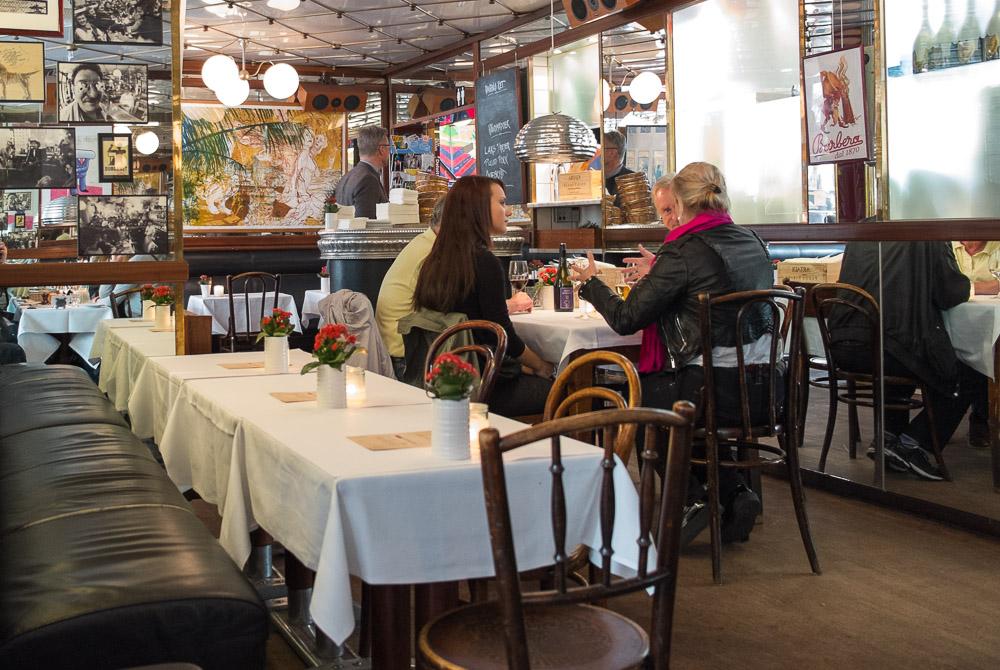 Bagerste lokale på Café Casablanca_