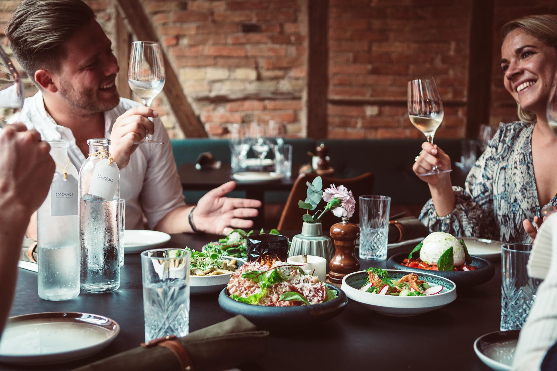 Nyt mandagskoncept på Restaurant Basso: Family Feast