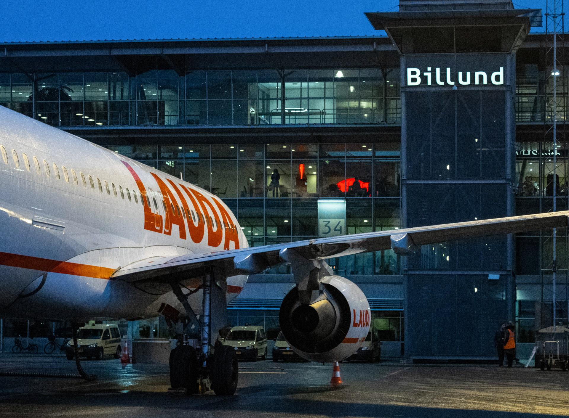 Stor vækst: Billund Lufthavn sætter punktum for 2019 med manér