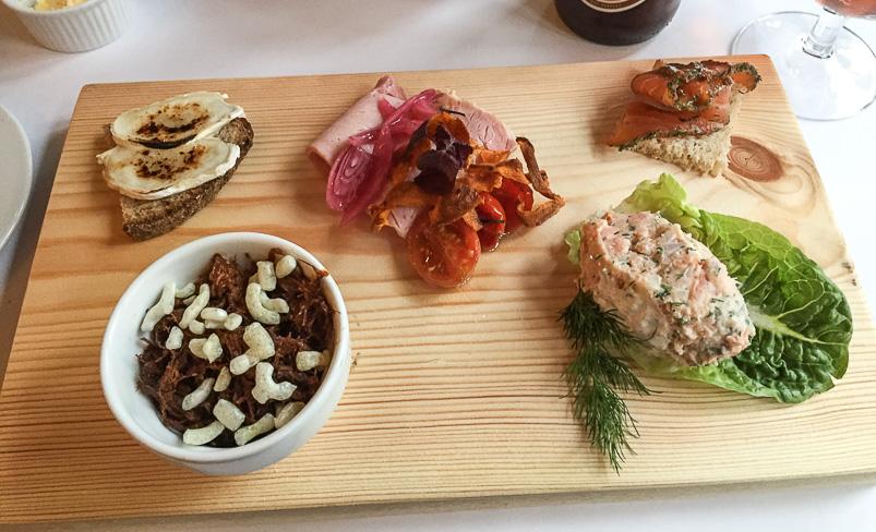 Brættet på Grønne's Gastronomi i Silkeborg-2