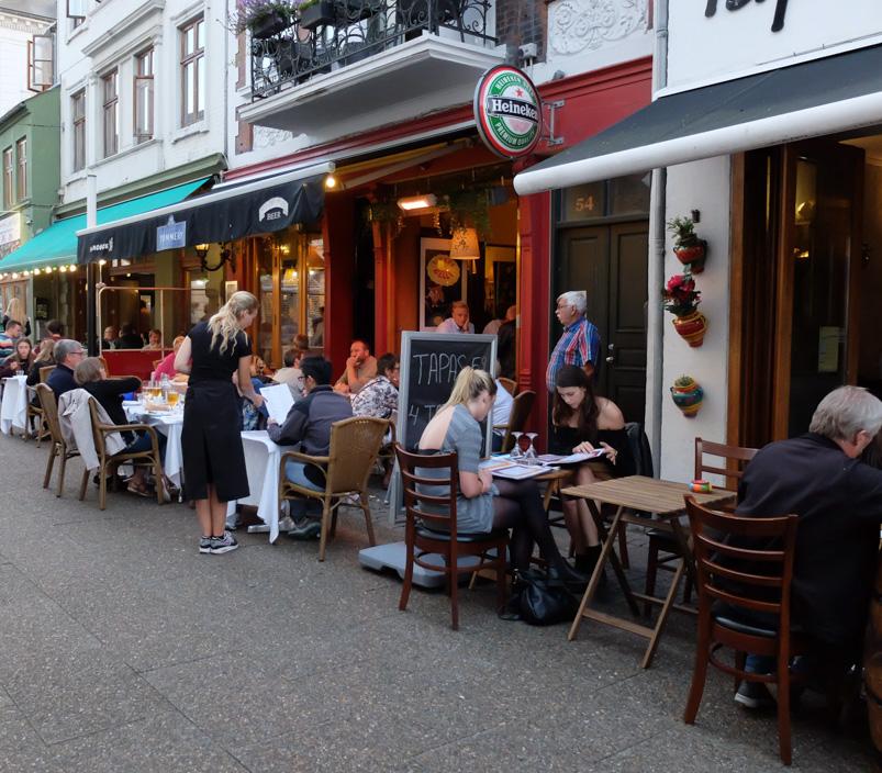 Brasserie Belli - Foto: Jan L Pedersen