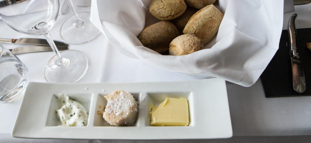 Brød med mere på Miró