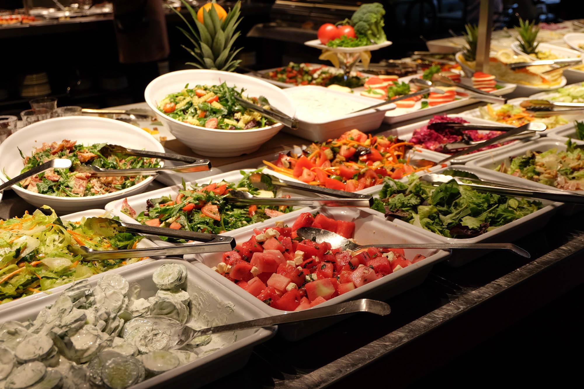 Dalle Valle sænker prisen: Få frokostbuffet til 34,50 - og aftenbuffet til 49,50