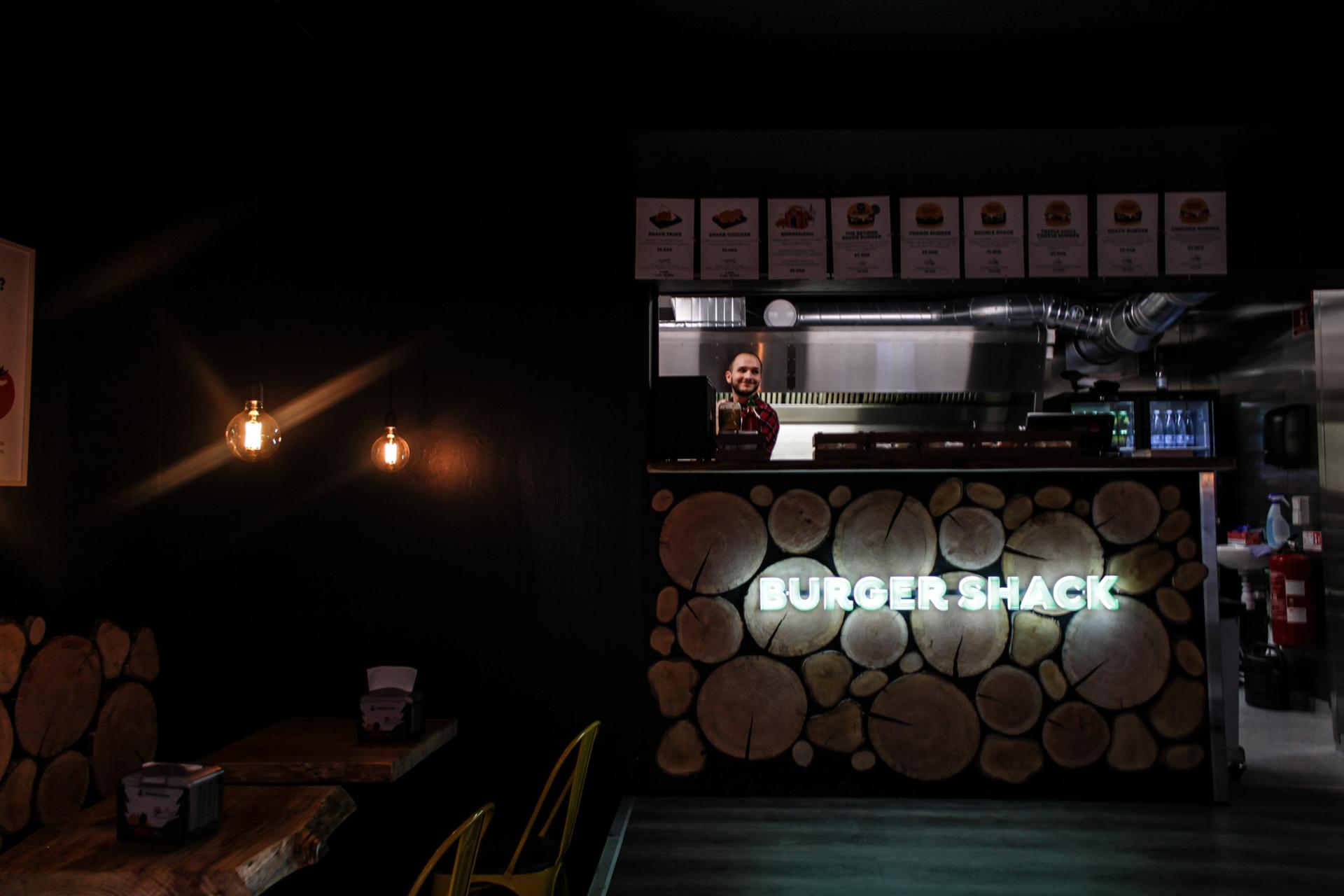 Aarhusiansk succes: Burger Shack åbner cool burgerjoint i Skolegade