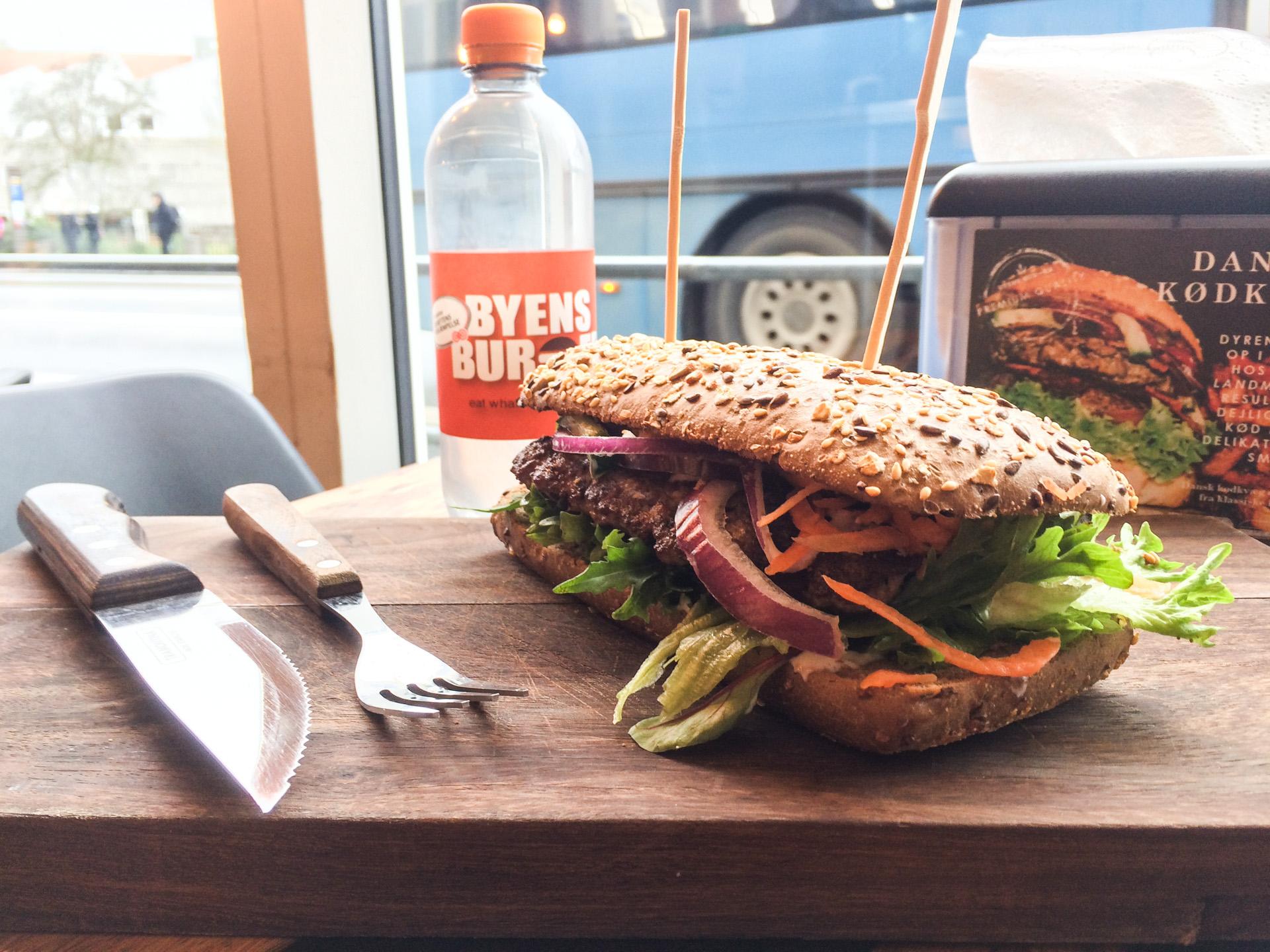 Frisk fra grillen: Sprød sandwich til halv pris