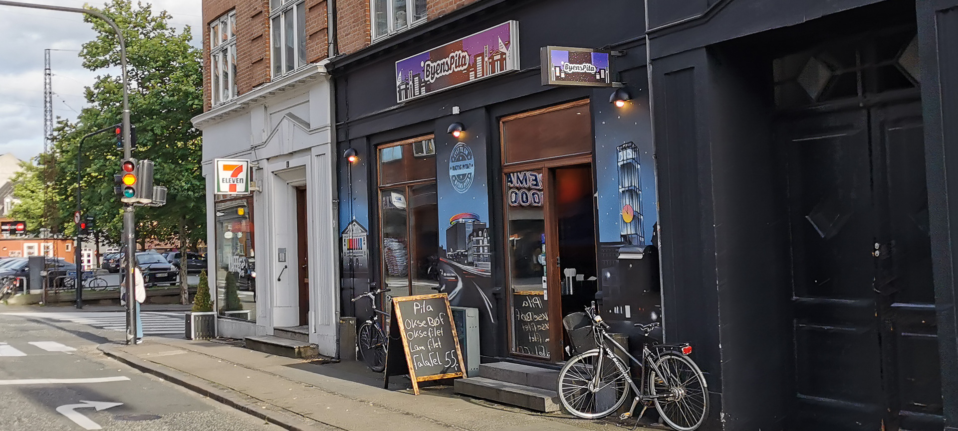 Nyt på Vesterbro i Aarhus: Asiatisk restaurant lukker - ny pita-restaurant udvider med nr. 2