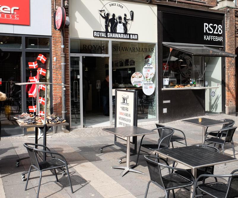 Byens bedste Royal Shawarma Bar