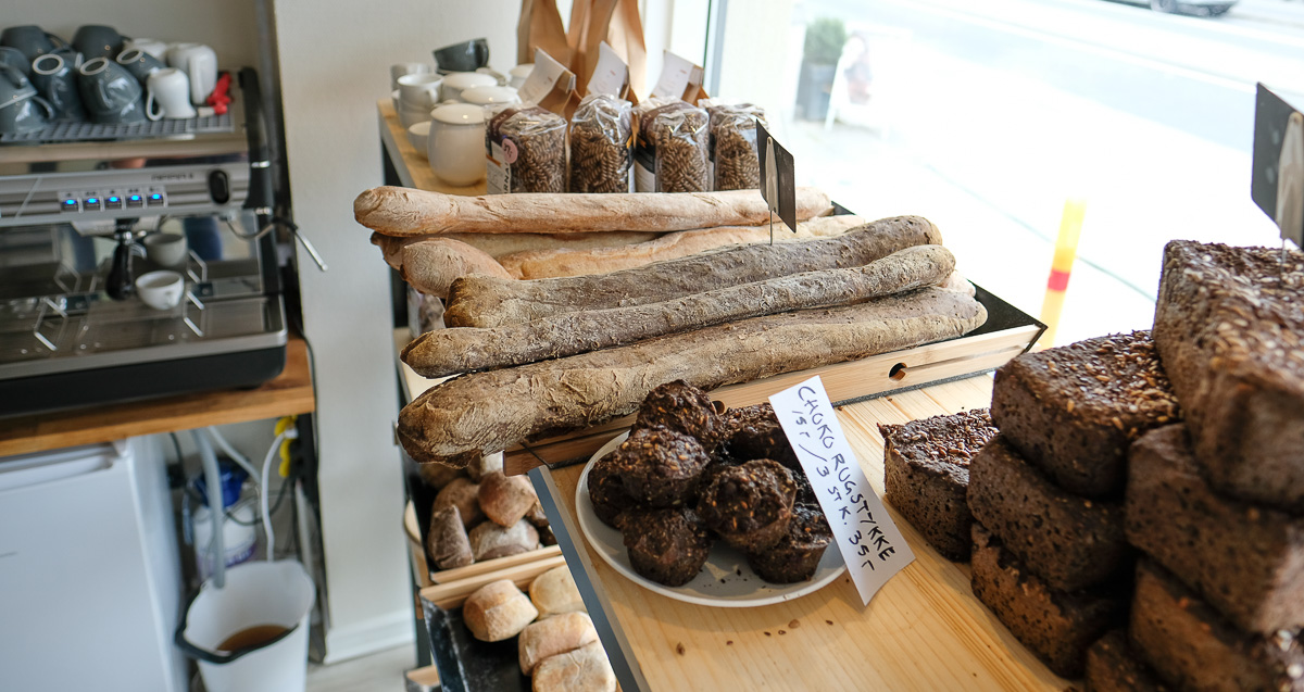 Byens bedste rugbrød hos Foodfein i Åbyhøj