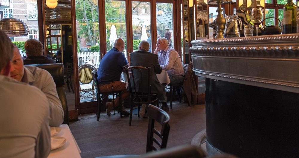 Byens smukkeste bar på Casablanca
