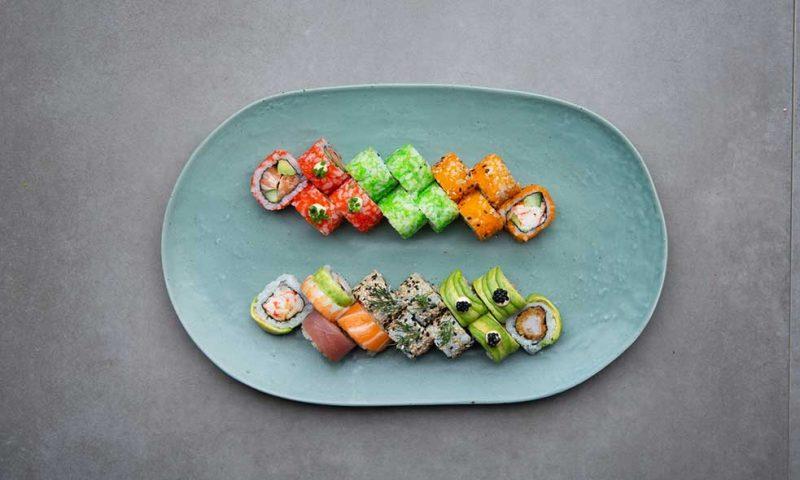 Foto: Byens Sushi.