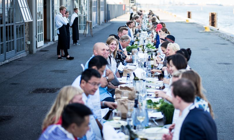 Åbningen af Copenhagen Cooking 2015 bl.a. med deltagelse af Prinsesse Marie og overborgmester Frank Jensen -- Photo: Rasmus Flindt Pedersen, (+45) 41604460, rasmus@flindtpedersen.com, www.flindtpedersen.com --