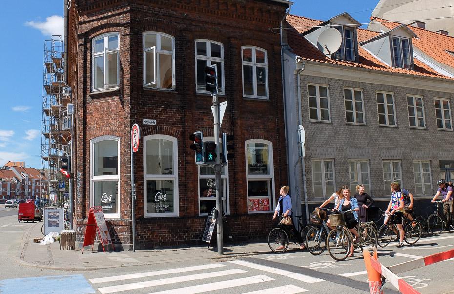 Café 8 i Mejlgade