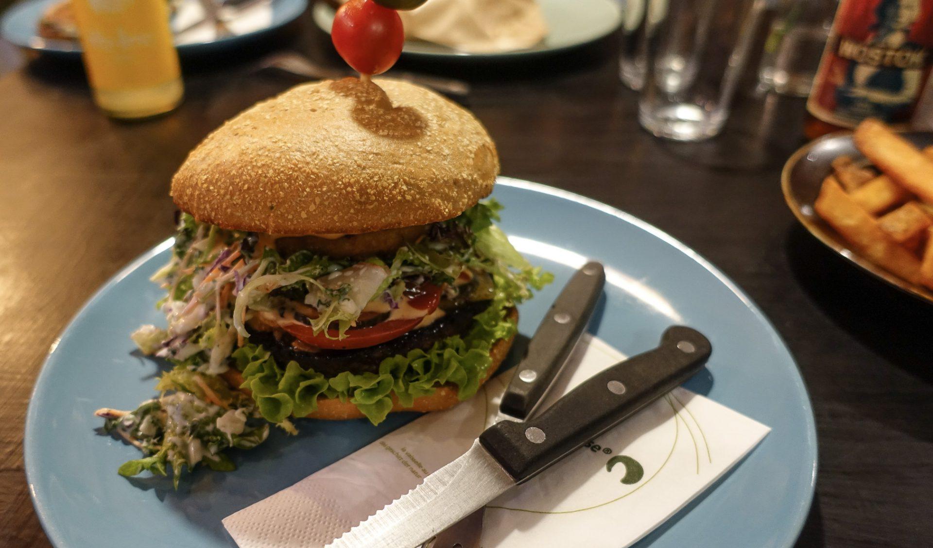 Madanmeldelse: Omtanke for mad og miljø hos veganske Café Melone