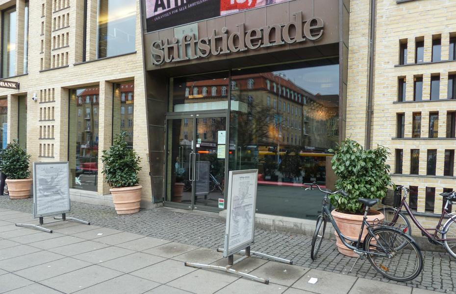 Café Stiften i Aarhus_