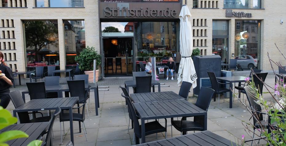 restauranter M P Bruuns Gade