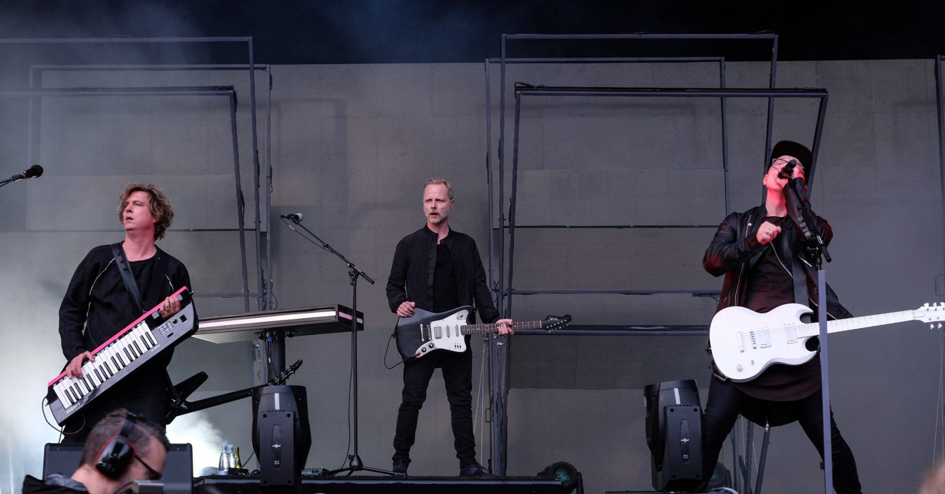 Et brag af en koncert: Carpark North gav en velspillet koncert med fuld fart og nerve