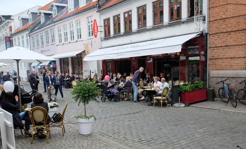 Casablanca i Aarhus er sin egen
