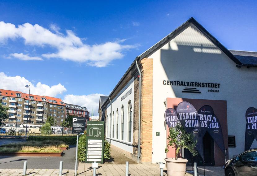 Foto: Jan L Pedersen - centralværstedet i Aarhus C
