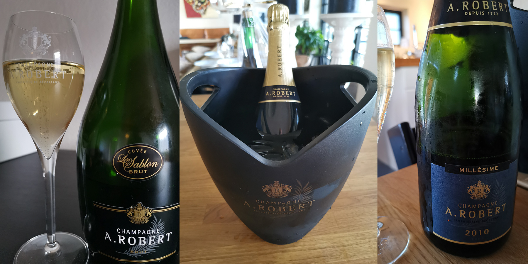 Früd, kroen ved Tangkrogen: Kom med til en aften i Champagnes tegn