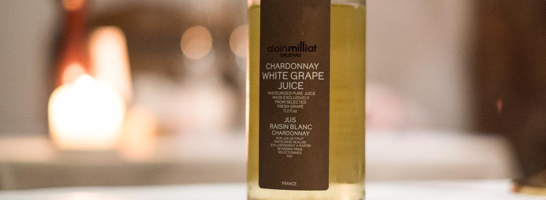 Chardonnay White grape juice på Mefisto