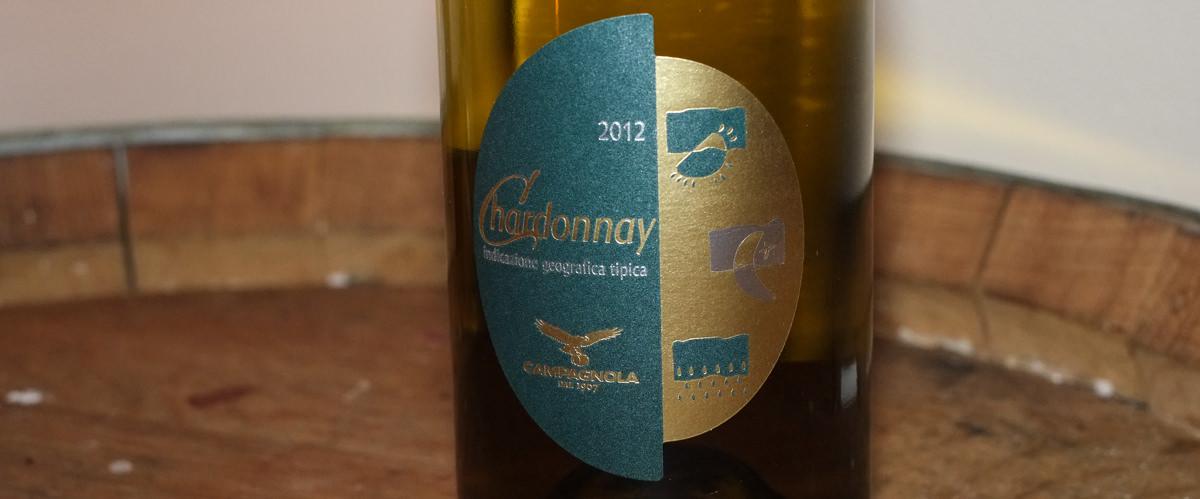 Chardonnay fra Vinhuset Campagnola i Veneto i Italien på Nordens Folkekøkken i Jægergårdsdage