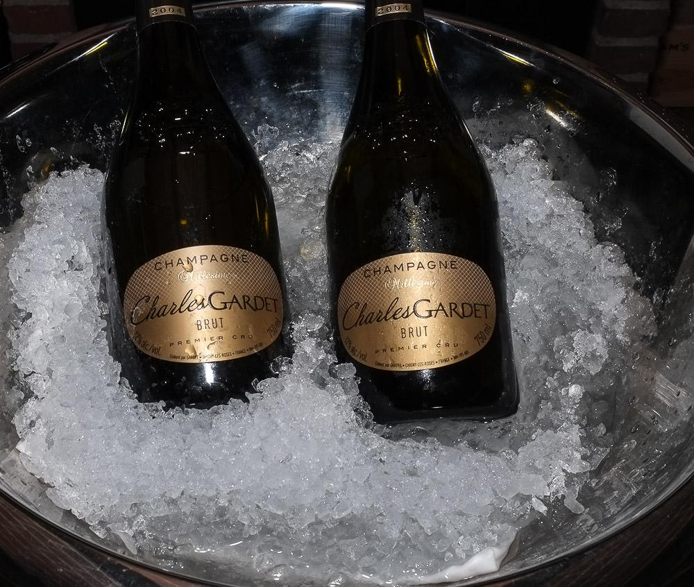 Charles Gardet Champagne på Tree Top i Vejle