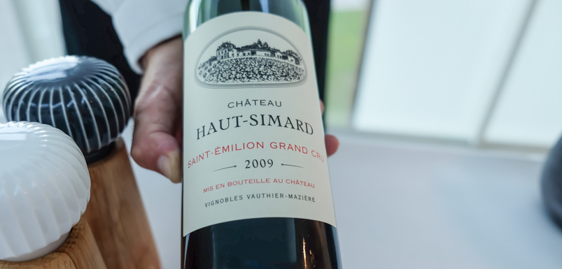 Chateau Haut-Simard til ARoS FOOD HALLs First Friday